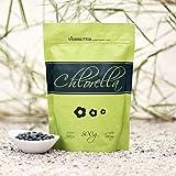 Vivanutria - Chlorella 500 g - 2000 (comprimés) pièces dans un sac refermable || 100% Pure sans additifs et auxiliaires de pressage