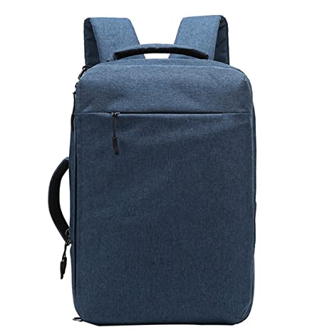 LEDMOMO Mochila de ordenador portátil, mochila de la universidad con el puerto de carga USB