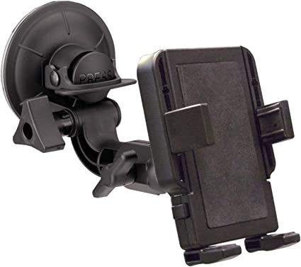 PanaVise PortaGrip Phone Holder with Premium Windshield Mount PanaVise 15508