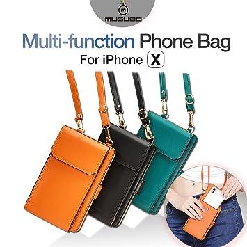 Bolso Bandolera multifunción para teléfono móvil con diseño ...