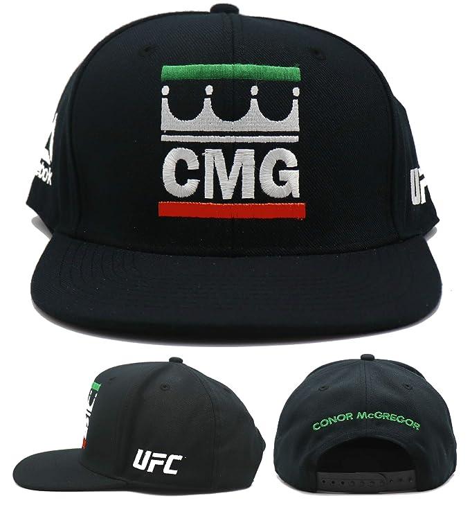 Reebok Gorra Ajustable UFC MMA Conor Mcgregor Irlanda, Color ...