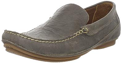 Timberland Men's Earthkeepers City Venetian Driving Shoe,Grey,7