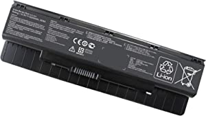 Domallk 6cell 10.8V 56WH Replacement Laptop Battery for ASUS A31-N56 A32-N56 A33-N56 USA N56V N56VZ N56VB N56VM N56VJ N56vj-dh71 N56D N56DP N76 N76V N76VM N76VZ 46 N46V N46VM N46VZ A32n56