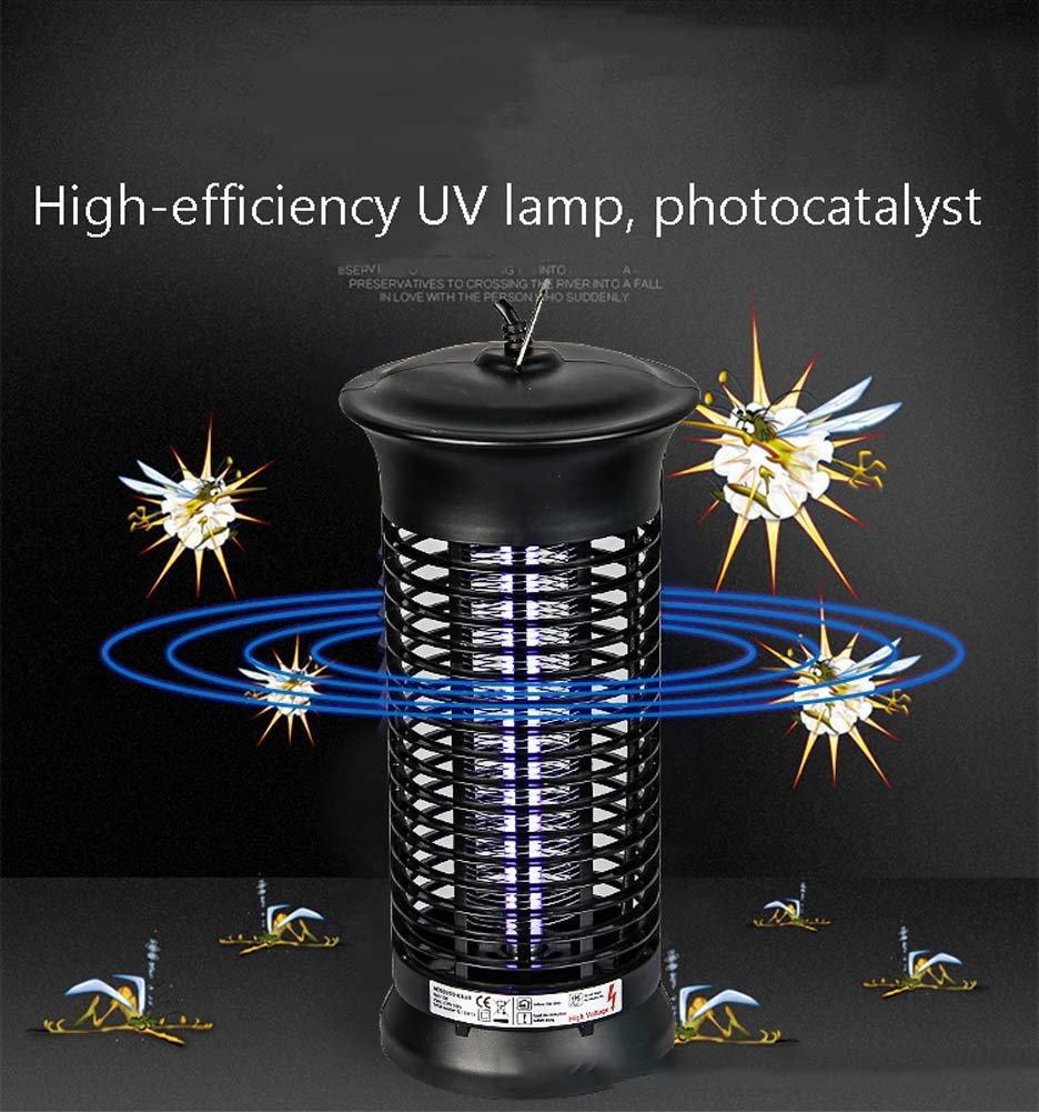 GAIHU Destructor De Choque Eléctrico del Hogar LED, Asesino De Insectos En Interiores Ultra Silencioso, Sin Radiación, Espacio Adecuado 20 Metros Cuadrados: ...