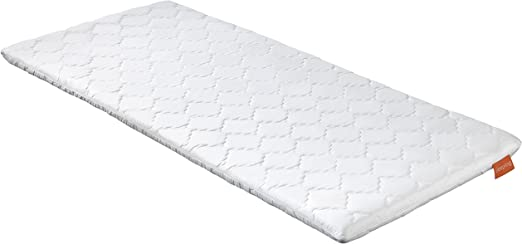 Amazon De Sleepling 190171 Topper Kaltschaum 140 X 200 X 6 Cm Weiss