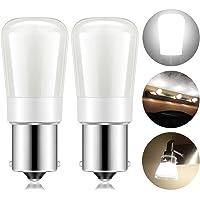 Kohree 1156 Vanity Light Bulb Replacement 20-99/1141/BA15S LED Bulb 12V or 24V LED Bulb for RV Camper Trailer Motorhome 5th Wheel and Marine Boat (Natural White)