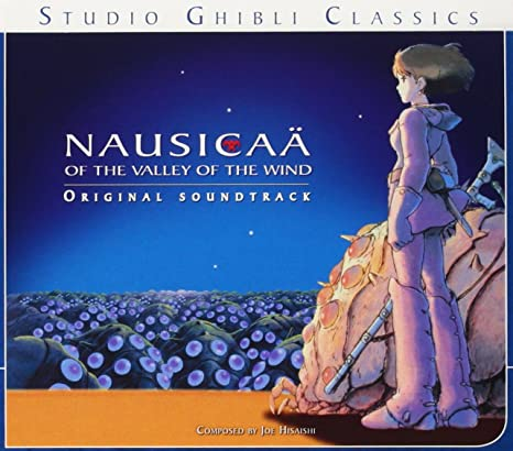 NAUSICAA OF THE VALLEY OF THE WIND 1984 Poster C 20x28 NOS