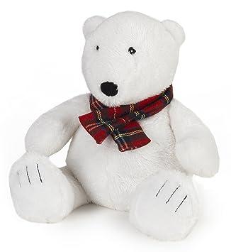 Warmies Cozy felpa del oso polar para microondas Peluche ...