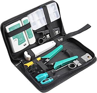 Red profesional mantenimiento informático reparación Kit de caja ...