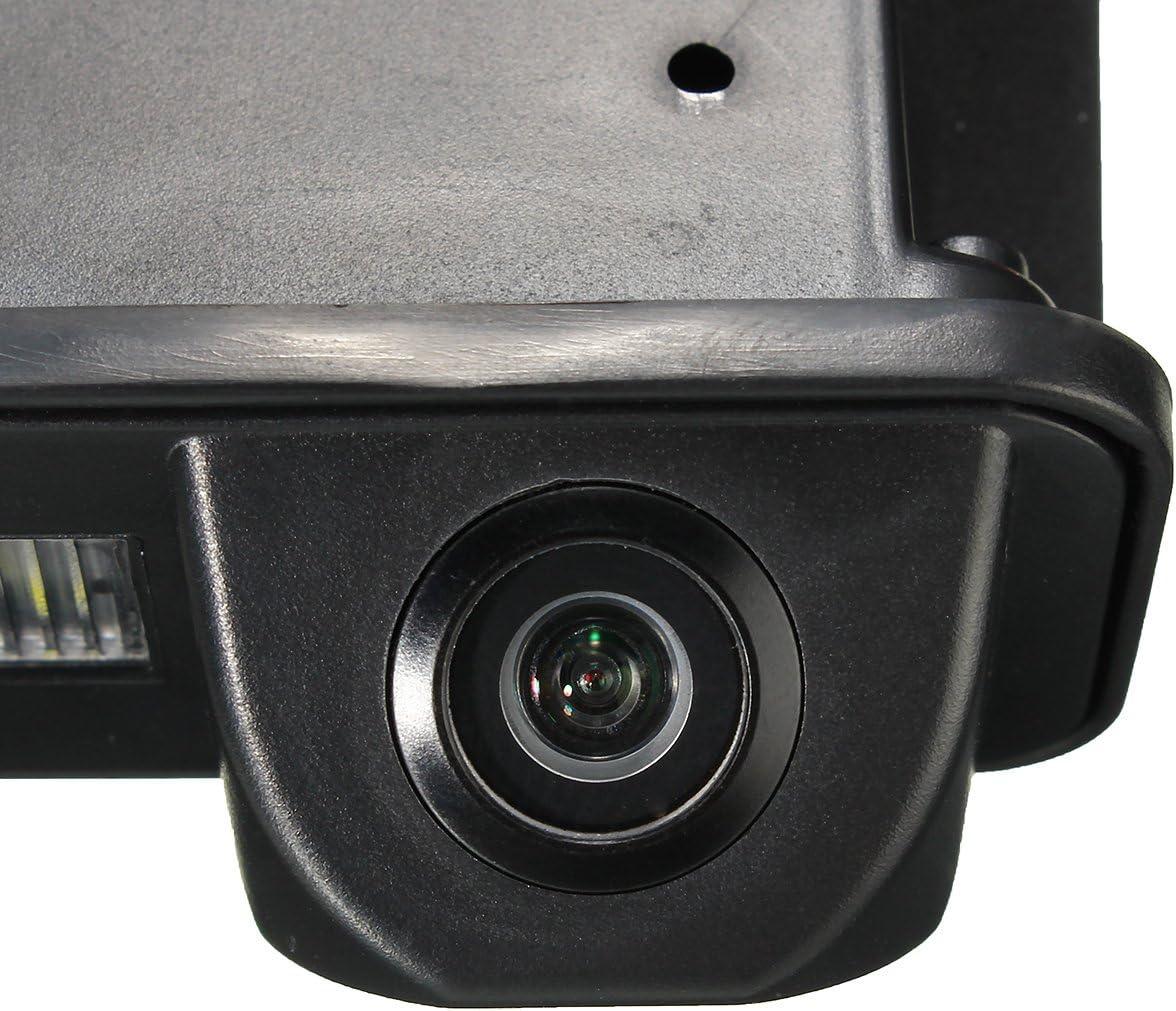 FeLiCia Auto R/ückw/ärts Ansicht Backup Ccd-Kamera F/ür Toyota Auris Sienna Scion Parking
