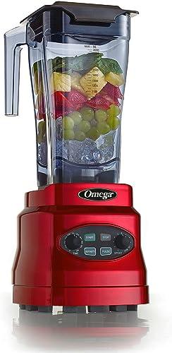 Omega OM7560R 3Hp Blender