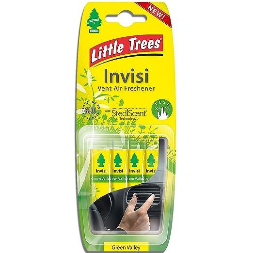 14 opinioni per Little Trees LTIV02 Profumo per Auto Invisi, Green Valley