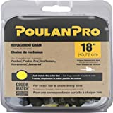 """poulan/weed eater 051338 Poulan Pro, 18"""" Replacement Chain Saw Cutting Chain"""