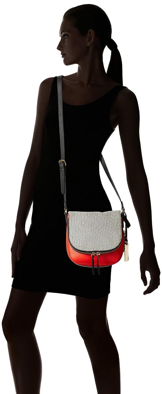 Vince Camuto dam axelväska, handväska, brun Röd (vallmoröd)