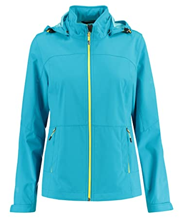 80fd1b5a8120a McKINLEY Damen Softshelljacke Everest  Amazon.de  Sport   Freizeit