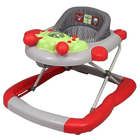 Andador Bebé Multi posiciones con Tablet de actividades sin ...