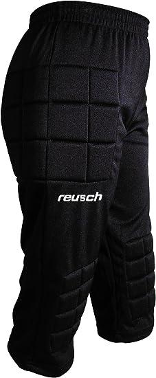 New Reusch Cottonbowl Shorts Black Goalie Goalkeeper Youth Med /& Large $15