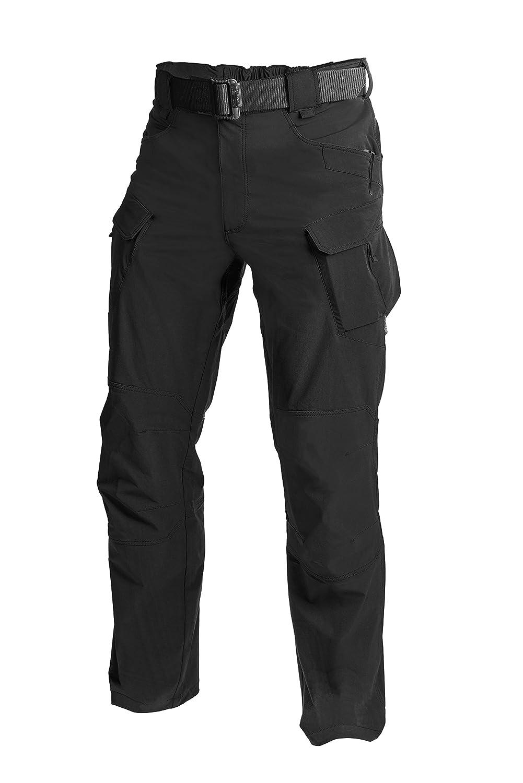 Helikon Hommes de plein air Tactique Pantalon Noir