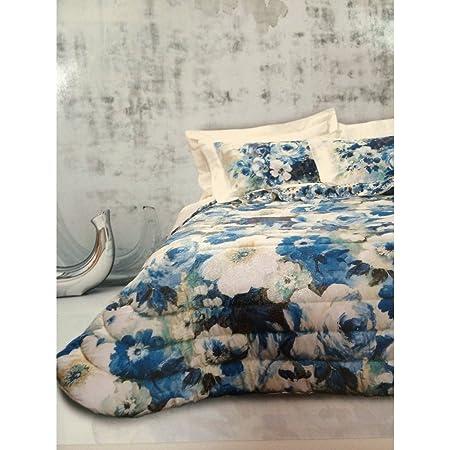 Via Roma 60 Quilt Garda azure: Amazon.co.uk: Kitchen & Home