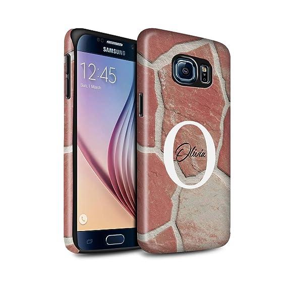 Amazon com: Personalized Custom Marble Stone Fashion Gloss