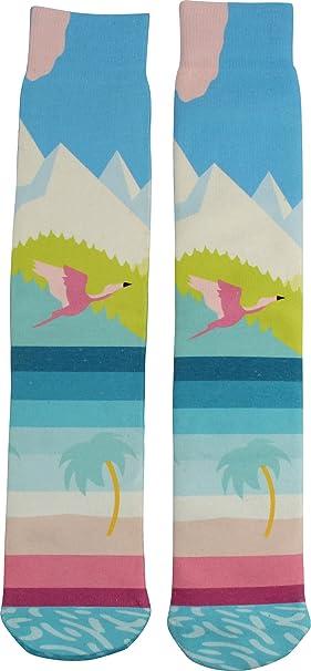 Akomplice - Mingo Adquisición calcetines Azul azul: Amazon.es: Ropa y accesorios