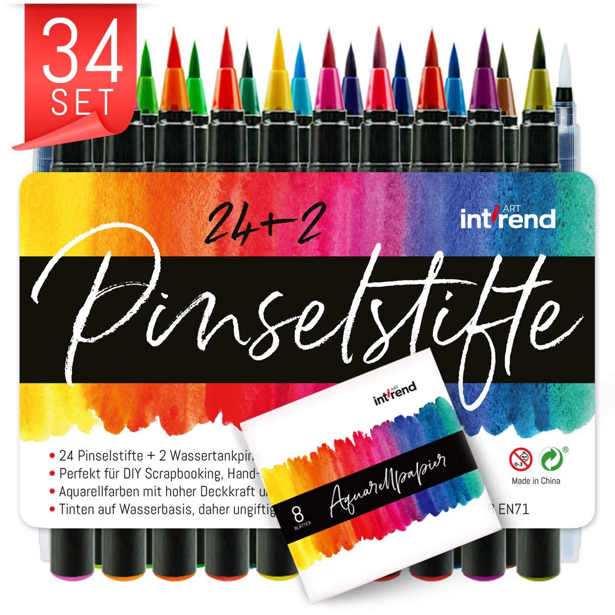 Pixnor Grande Spazzola Pelo di Capra calligrafia pennello Sumi disegno pennello per maggiori regelmaessige Script calligrafia