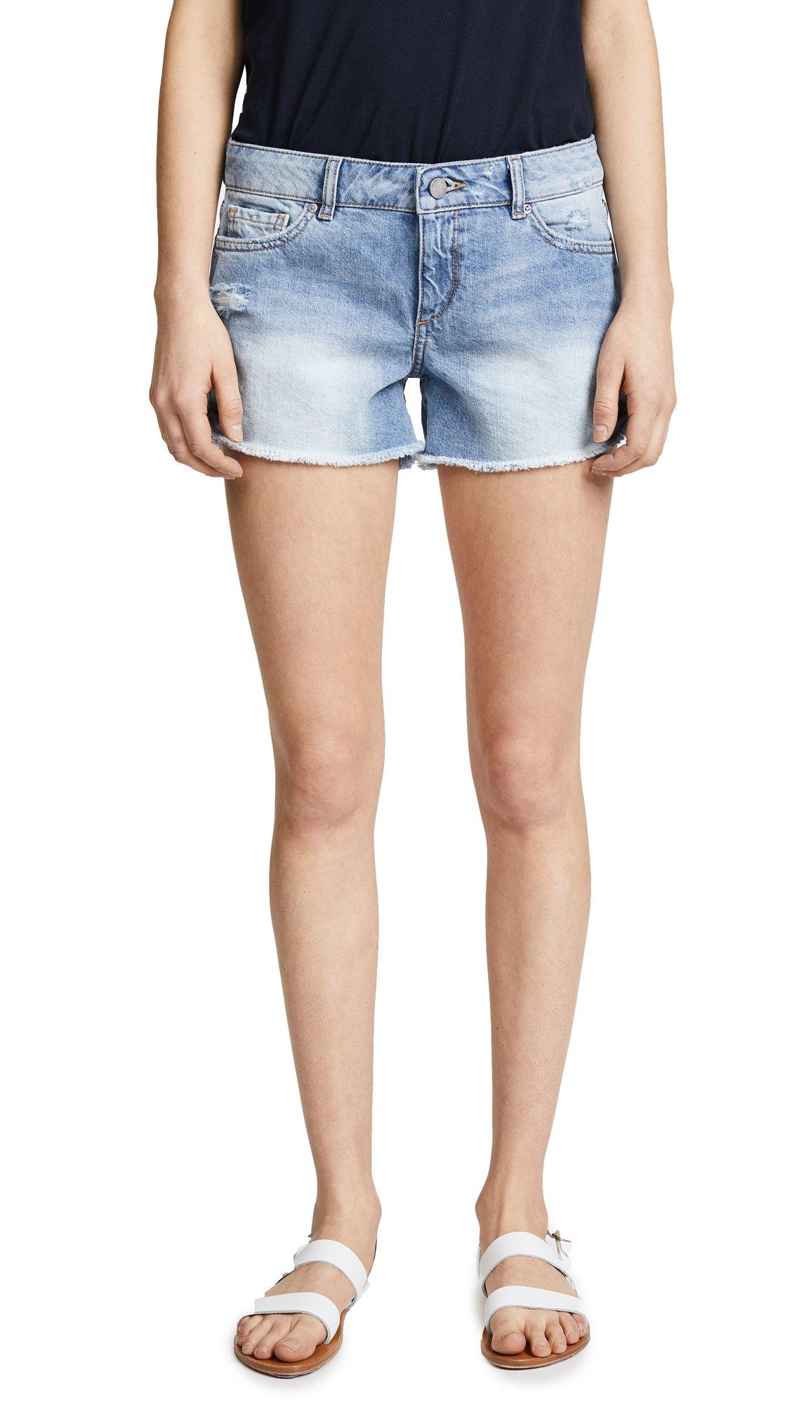 DL1961 Women's Karlie Boyfriend Shorts, Westside, 32