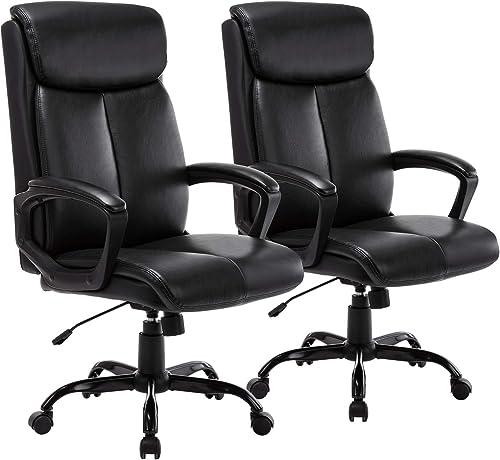 Qwork High Back Office Chair