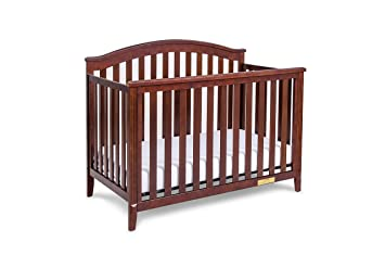Full Size Conversion Kit Bed Rails for Select AFG Baby Furniture Cribs Espresso