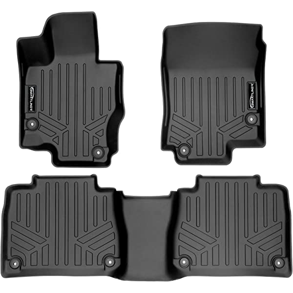 Mercedes GLE New Fully Tailored Car Floor Mats Black Carpet 2016 To Present