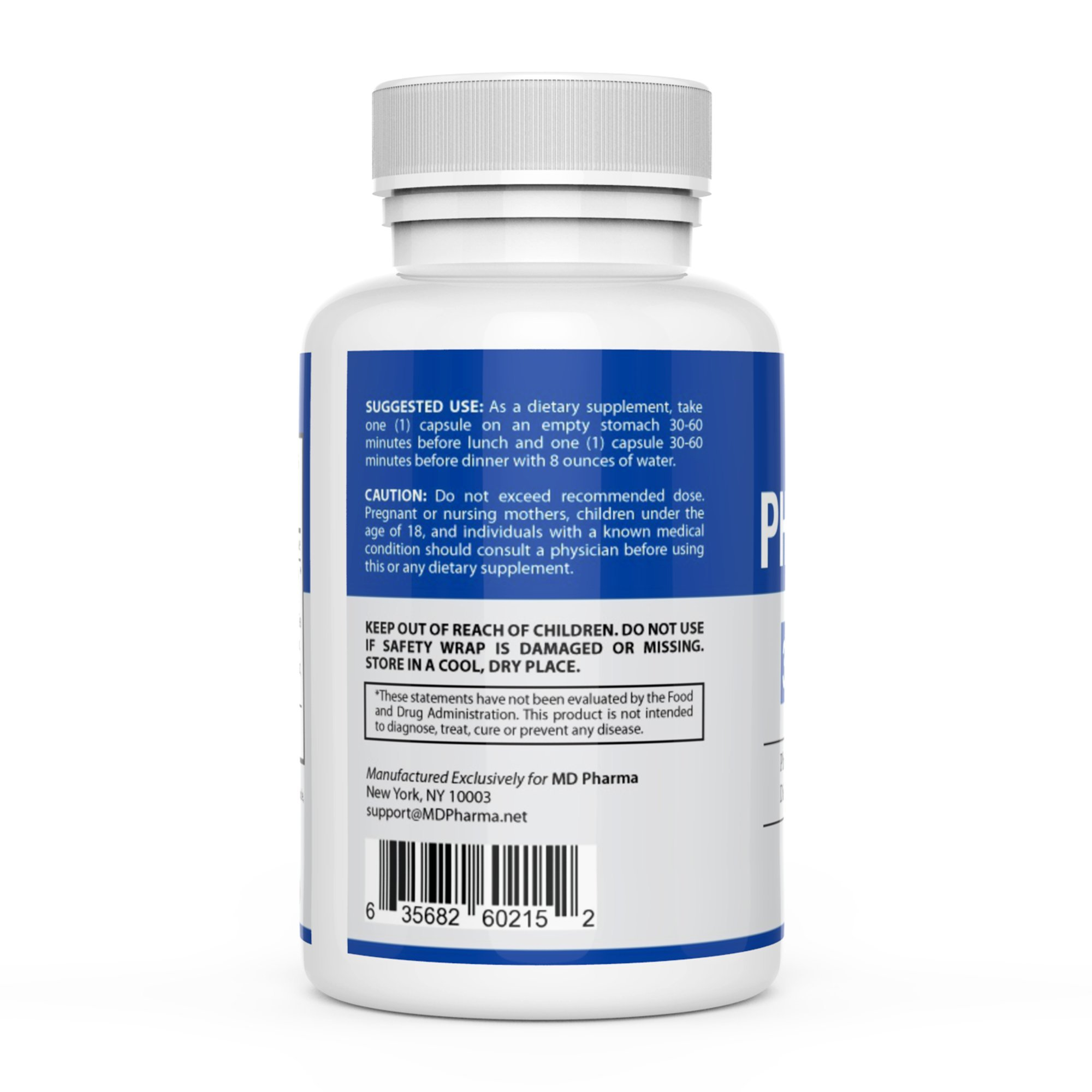 PHEN MAXX 37.5 ® - Weight Loss Pills - Fat Burner - Diet Pills - Appetite Suppressant - Diet Pills That Work Fast for Women and Men - Carb Block - Keto Friendly by PHEN MAXX 37.5 - Appetite Suppressant & Fat Burner (Image #8)