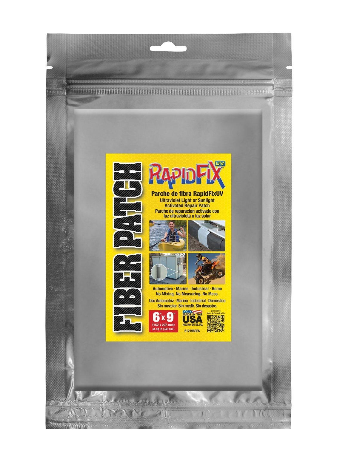 RapidFix UV Fiber Patch 6''x9''