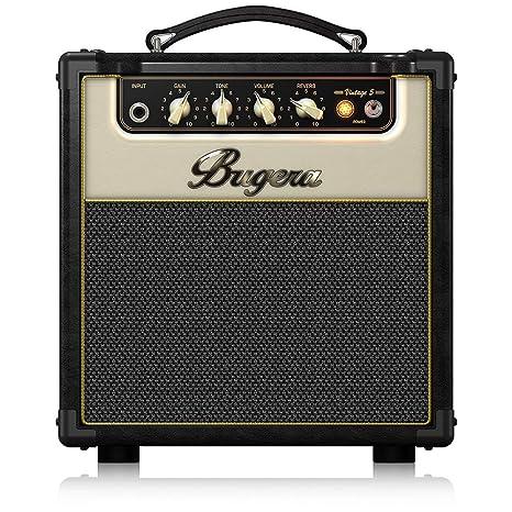 Bugera - V5 amplificador guitarra: Amazon.es: Instrumentos musicales