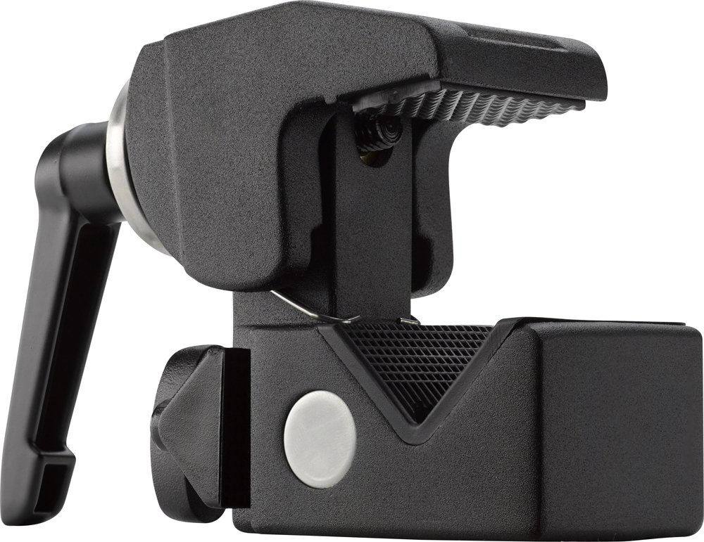 Kupo Convi Clamp with Adjustable Handle - Black (KG701511) by Kupo