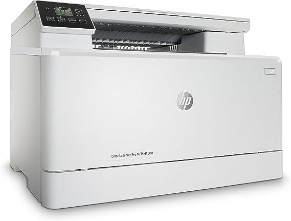 HP M180n Laserjet Pro - Impresora Multifunción Color, Inalámbrica ...