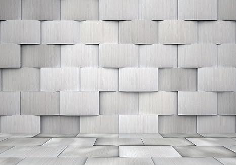 Photomural una stanza a piastrelle 3d vlies tapete xl 350 x 245 cm