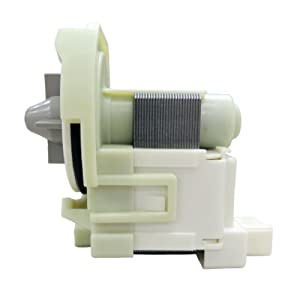 Supco DW995 Dishwasher Drain Pump Assembly, Replaces Whirlpool 8558995 W10348269 (1-Pack)
