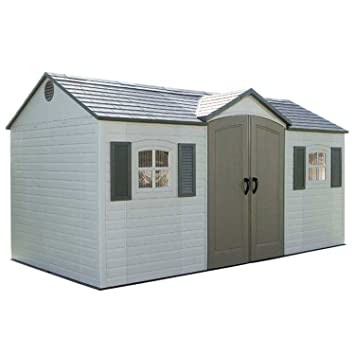 Marvelous Storage Shed, Side Entry With Windows, ...