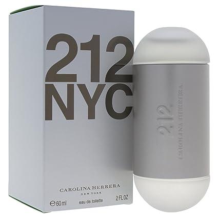 Carolina Herrera 212 Eau de Toilette para Mujer - 60 ml