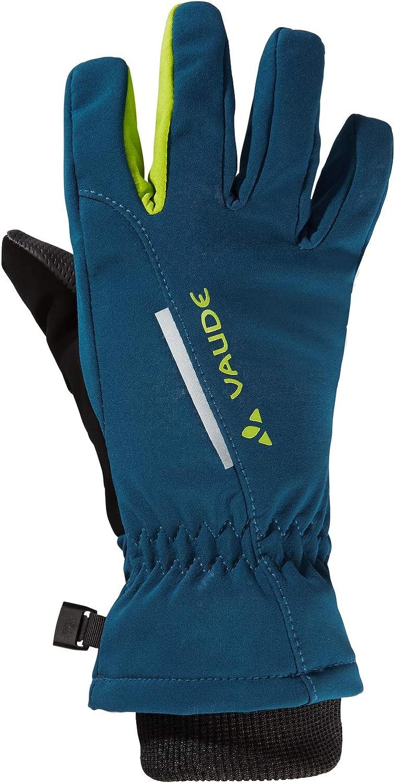 VAUDE Kids Softshell Gloves Accessorio Unisex Bambini