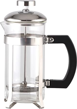Glenburn Tea Direct Vintage Glass French Press Coffee Maker (350ml, Transparent) Cups, Mugs & Saucers at amazon