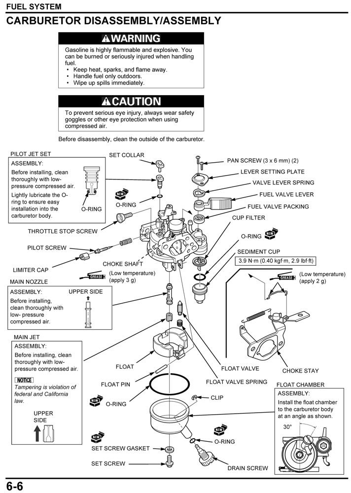 Amazon.com : Honda HS928 HS1332 Snow Blower Thrower Service Repair on