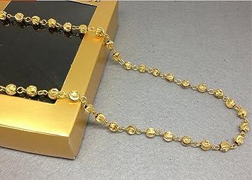 Goldkette 24k