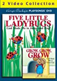 Five Little Ladybugs DVD 2-Video Collection