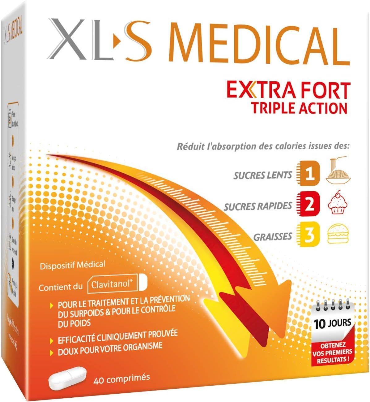 XLS Medical Extra Fort 40 Tablets