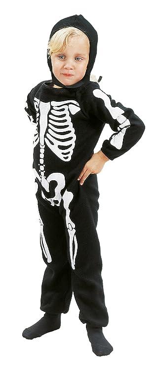 Amazon.com: Boland 78113 - Disfraz de esqueleto para niño ...