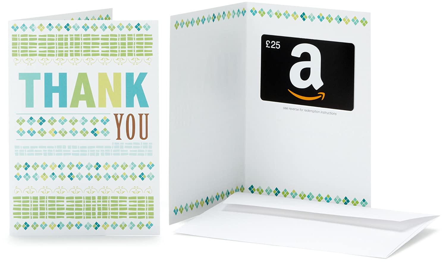 Gift Card In a Greeting Card FREE One-Day Delivery