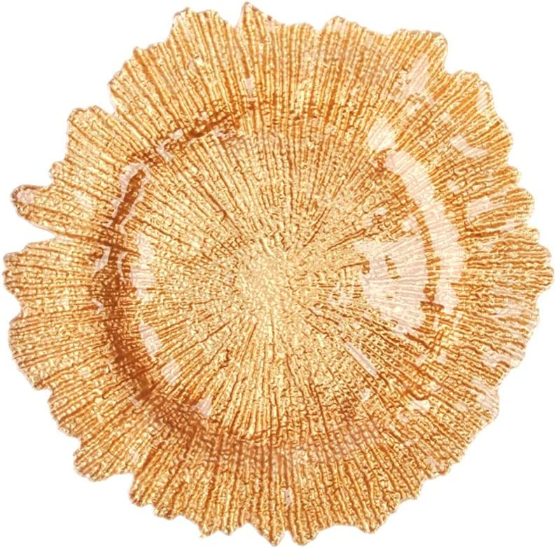 modern western decor.htm amazon com luyi ww european gold glass plate snow plate  luyi ww european gold glass plate snow