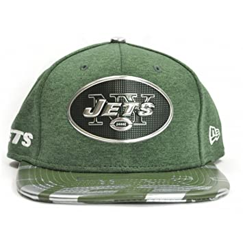 5dcaa8caa08 New Era New York Jets Draft On Stage 2017 NFL Limited Edition Snapback Cap  M L 9fifty