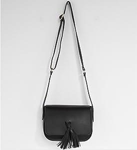 0c5c60ac32a7 Korea Stylish Fashion Women Stom Tassel Handbags Cross Bag Shoulder ...
